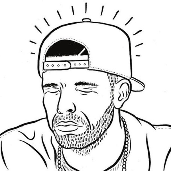 Forget Drake Cakes, There Is Now a Drake Coloring Book
