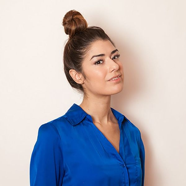The Coil Topknot Will Give You Work-Ready Hair in 30-Seconds Flat