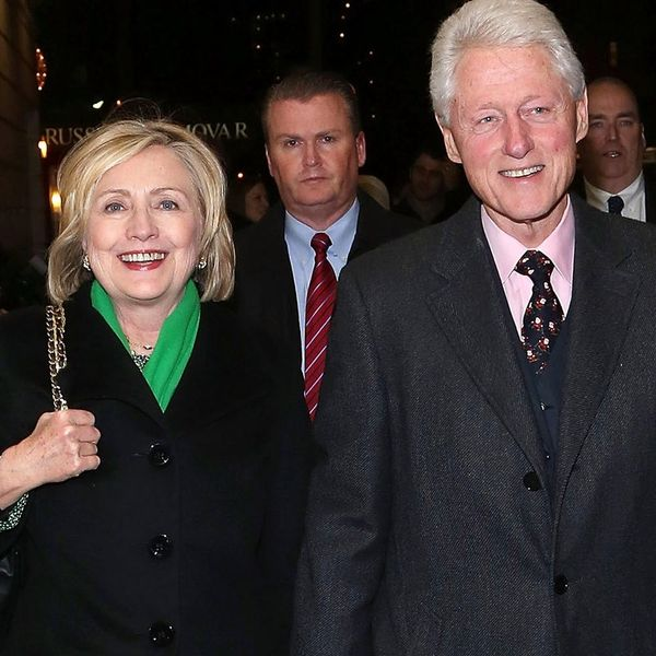 Hillary Clinton Just Revealed What Her Date Night Usually Includes