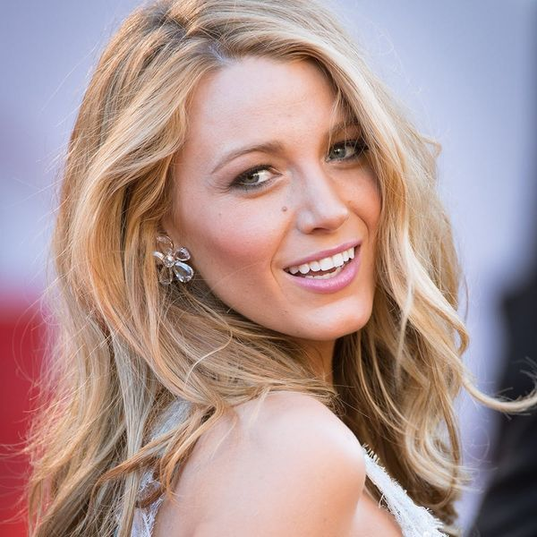 Blake Lively's New Year Resolutions Are Going Just as Well as Yours Are