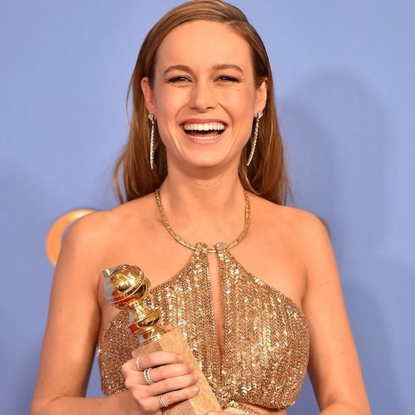Brie Larson's Response to Her Oscar Nomination Will Make You a Huge Fan