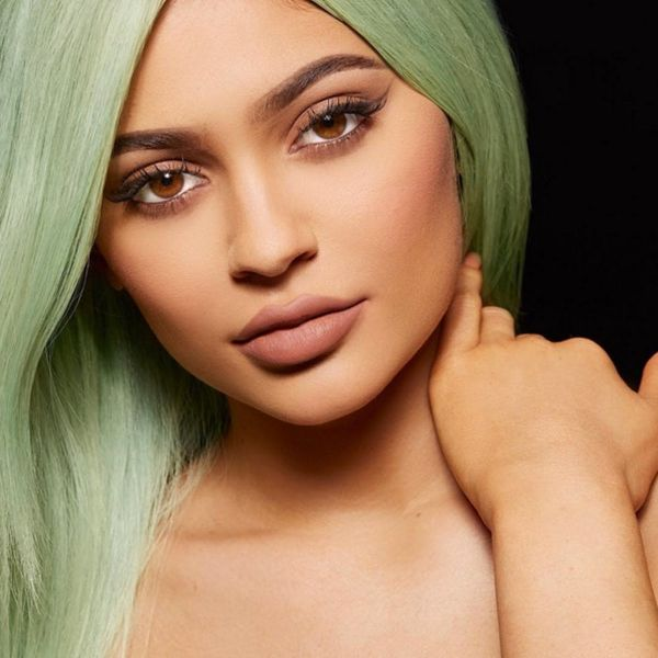 Kylie Jenner Just Revealed Her Valentine's Day Lip Kit Shade and Wants YOU to Name It