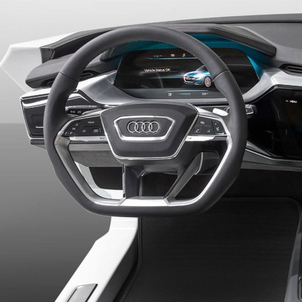 How This Futuristic Audi Could Save You in an Emergency