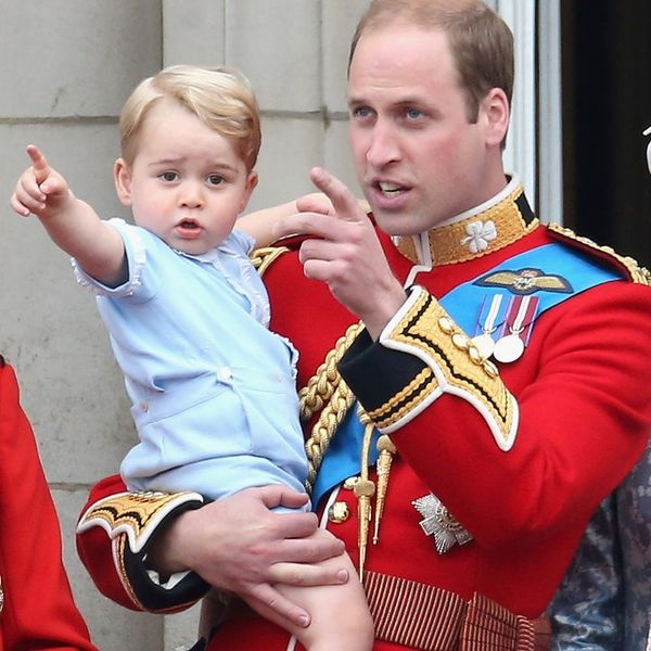 You're About to be So Jealous of Prince George's First Car