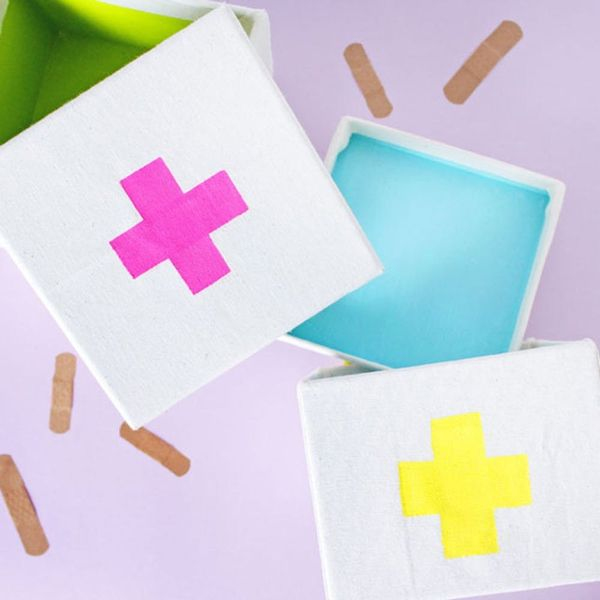 Get Through the Season With This DIY Winter First Aid Kit