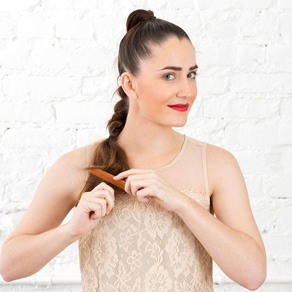 How to Get Rooney Mara's Golden Globes Braid in 5 Minutes Flat