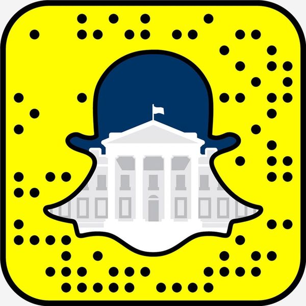 You Can Now Follow the President and White House on Snapchat