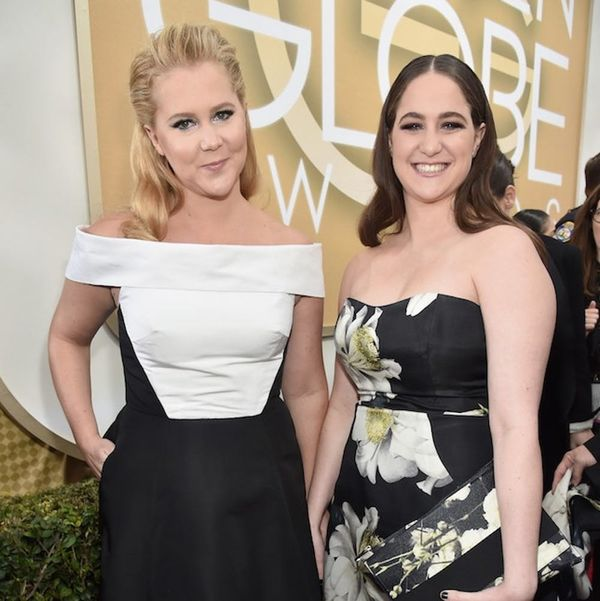 Why Amy Schumer's Decision to Not Bring Her Boyfriend Kind of Rules