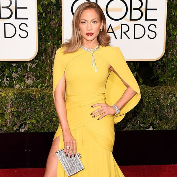 12 of the Most Colorful ROYGBIV Dresses on the Golden Globes Red Carpet