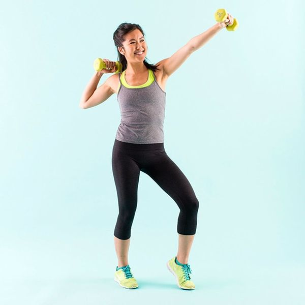 Weight Training 101: 2 Celeb Trainers Share a Beginner's Guide to Pumping Iron