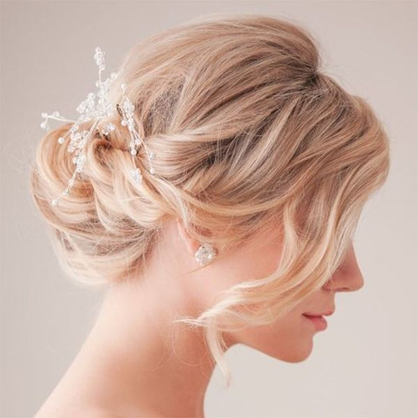 12 Hairstyles for Your Romantic Valentine's Day Wedding
