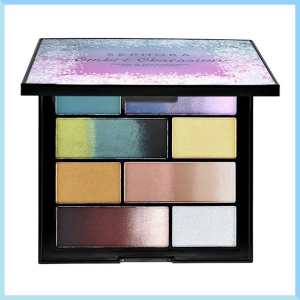These 12 Ombré Makeup Palettes Are the Prettiest Ones Out There