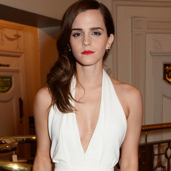 Emma Watson Just Announced Her First Book Club Pick and You'll Want to Read It