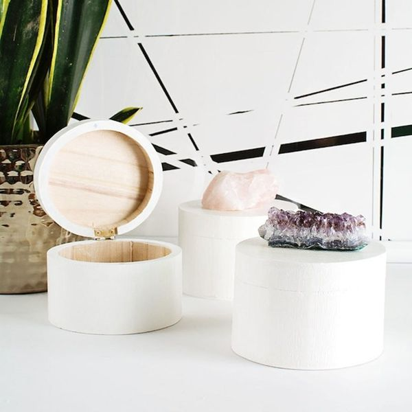 What to Make This Weekend: Crystal Knob Boxes, Truffle Bingo + More
