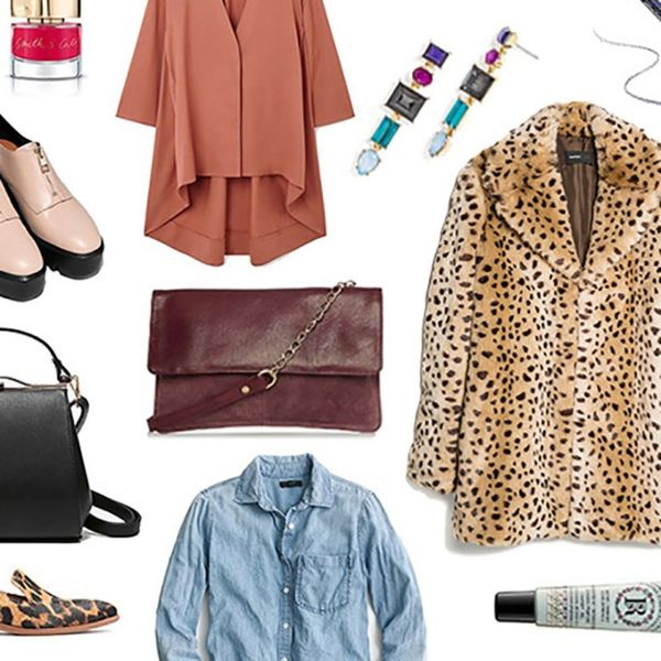 3 Outfits That Prove Leopard Print Is Definitely a Neutral