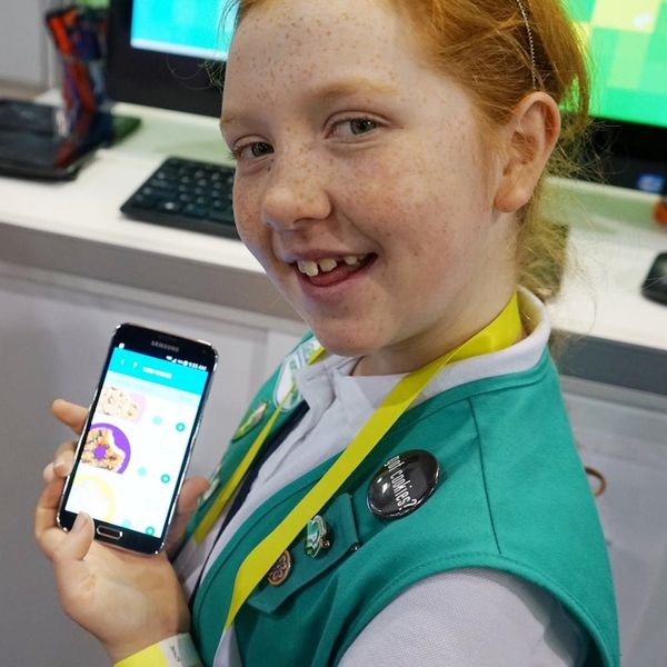 Girl Scout's New Digital Cookie 2.0 App Lets You Have Your Cookie and Eat It Too