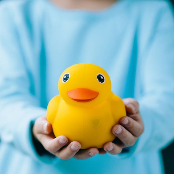 Meet the $100 Rubber Ducky Showing at CES This Year