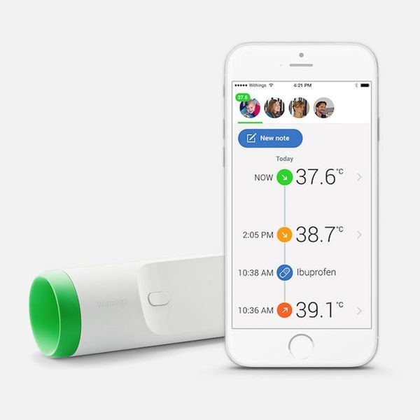 Here's How All the Cool Parents Will Be Measuring Their Kids' Temps in the Future
