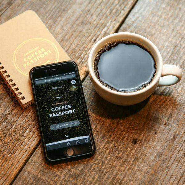 Starbucks Just Released Its Top-Secret Coffee Handbook in App Form