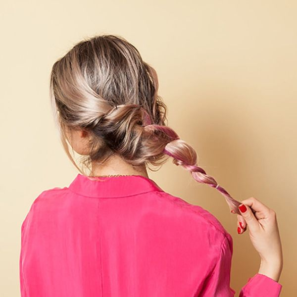The Best Braid for Your Laziest Winter Days