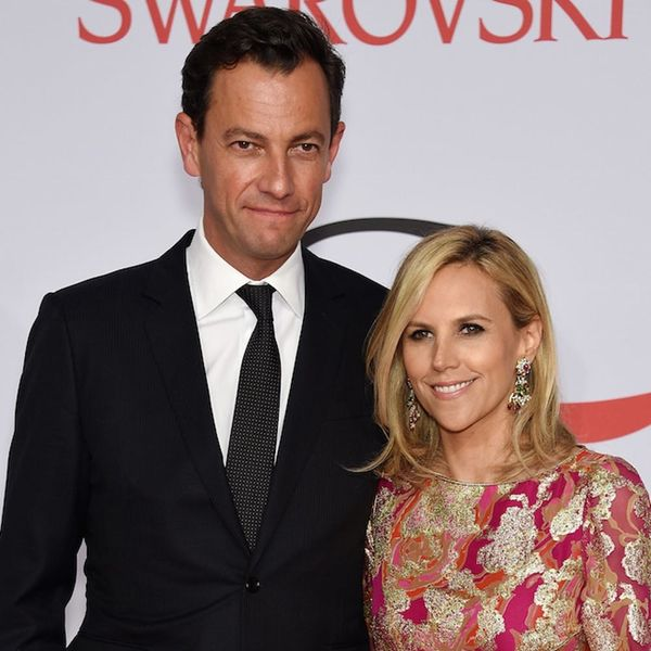 Tory Burch Tried to Be Super Chill About Revealing Her Massive Engagement Ring