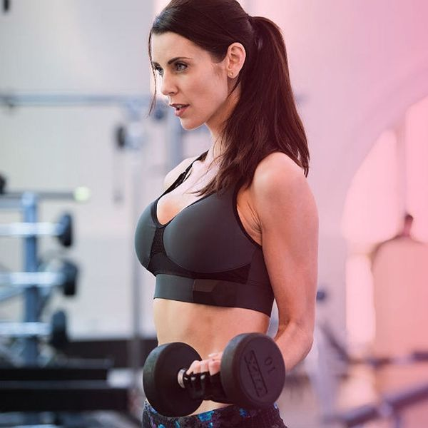 The Smartest Sports Bra Ever Might Make You Enjoy Running
