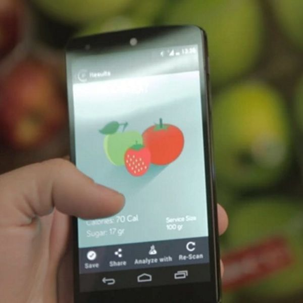 SCiO's Smartphone Food Scanner Is About to Make It SO Easy to Stick to a Diet