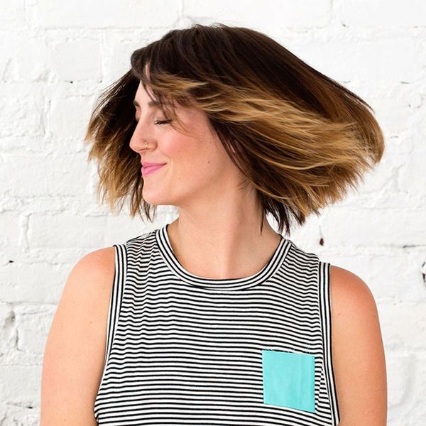This Lazy Girl-Friendly Blowout Is the Latest Styling Trend of 2016