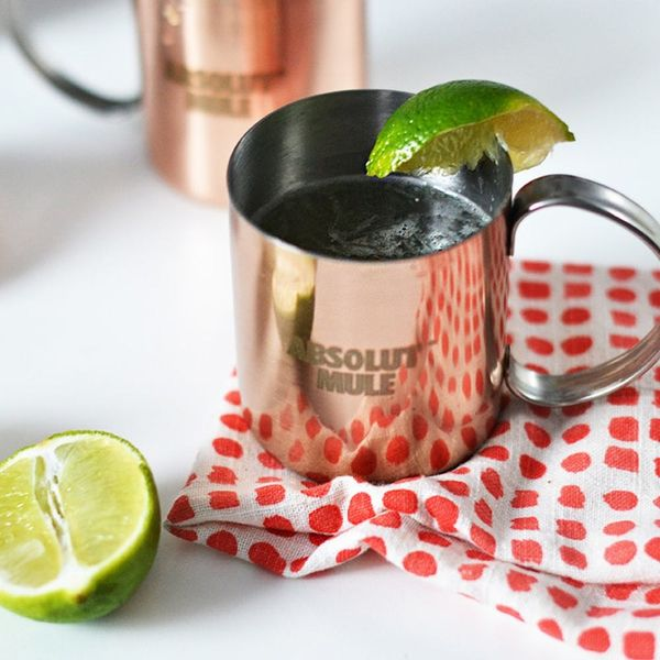 This Moscow Mule Recipe Is Changing All the Rules