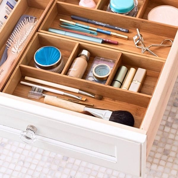 12 Storage Hacks for Beauty Buffs With Small Vanities