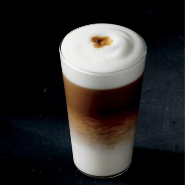 Starbucks' New Latte Macchiato Will Cure Your Post-Holiday Blues