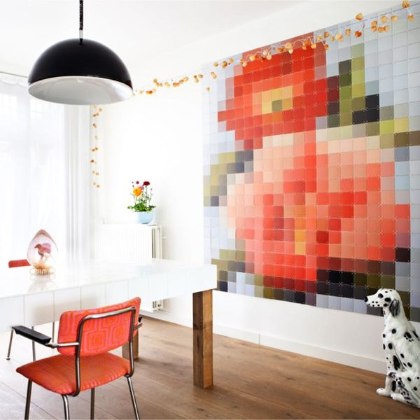 8 Pieces of Pixelated Artwork to Make Right Now