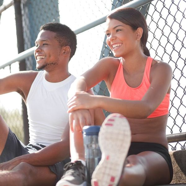 10 Creative Ways to Work Out With Your Boo