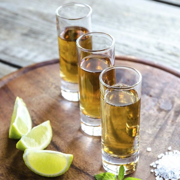 WTF: Science Says This Is How Tequila Could Help You Lose Weight