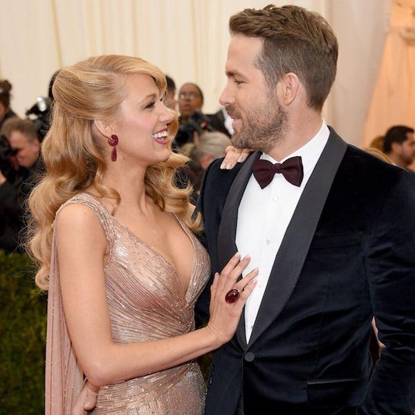 Blake Lively Gave Ryan Reynolds the CUTEST Handmade Gift
