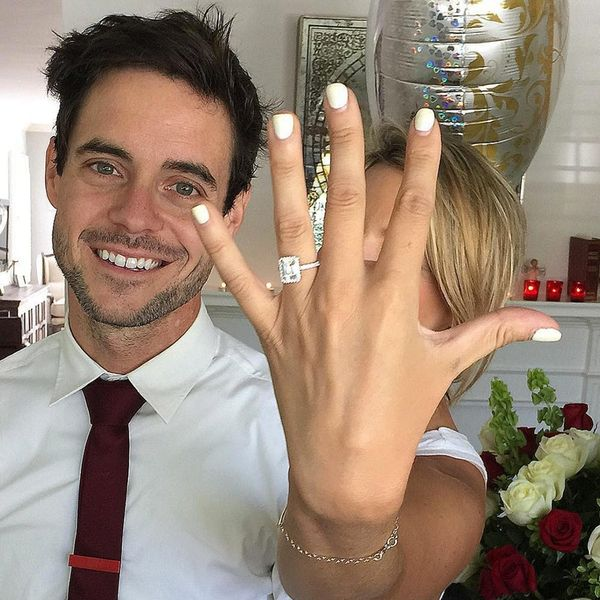The Most Pinterest-Worthy Celebrity Engagement Rings of 2015