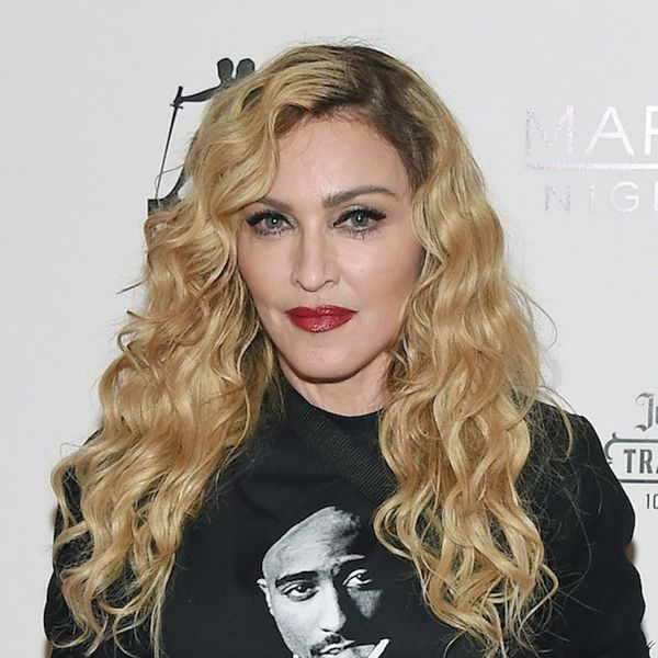 Here's the Deal With Madonna's Kind of Terrifying Instagram Pic