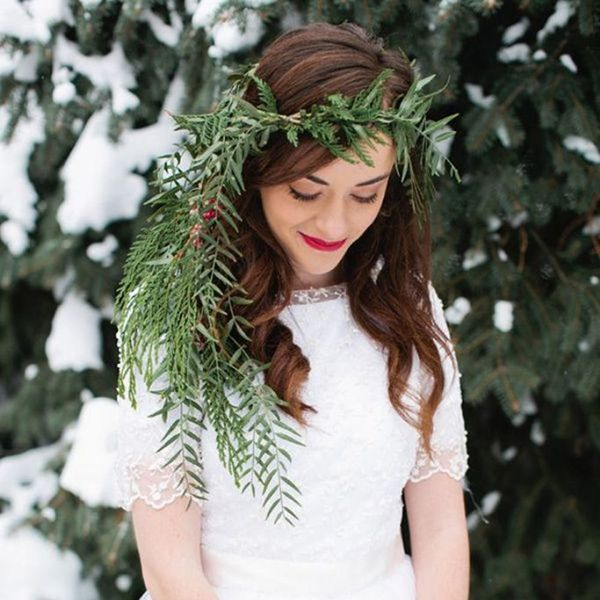 12 Gorgeous Winter Wedding Trends for 2016