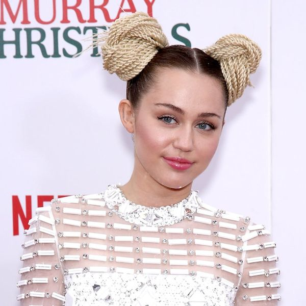 What Miley Cyrus' Chic New Hair Might Mean for Her 2016