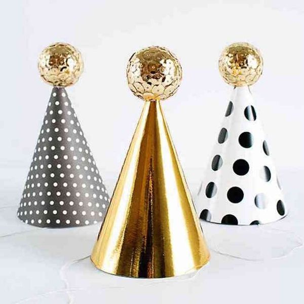 14 NYE Party Hats + Headbands to DIY Before the Ball Drops