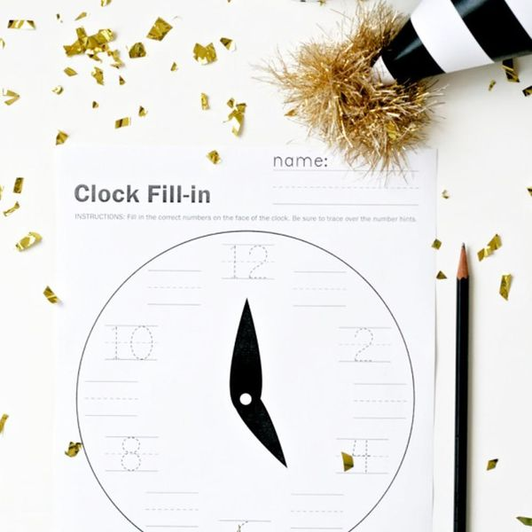 10 Cool Countdown Themed Ideas for Your New Year's Party