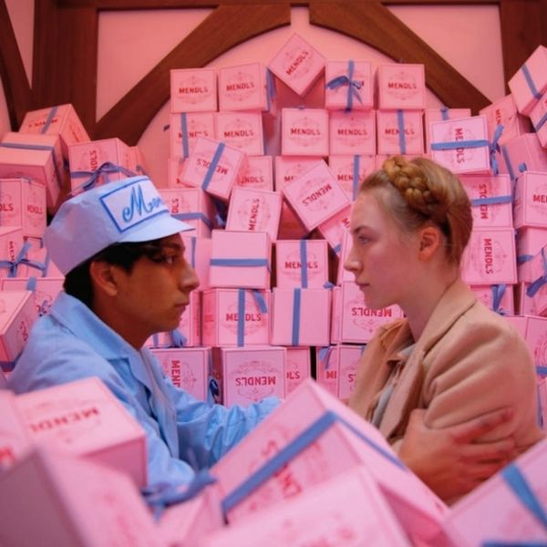 Wes Anderson's Graphic Designer Has Some Inspiring Advice for You