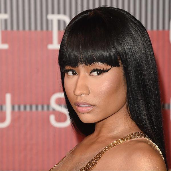 Nicki Minaj Is Crowdsourcing Wedding Planning on Twitter