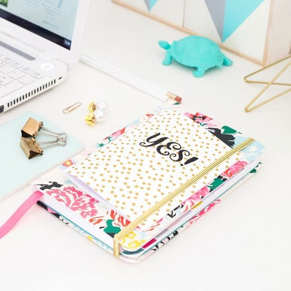 This DIY Notebook Will Help You Say Yes to All Your Goals