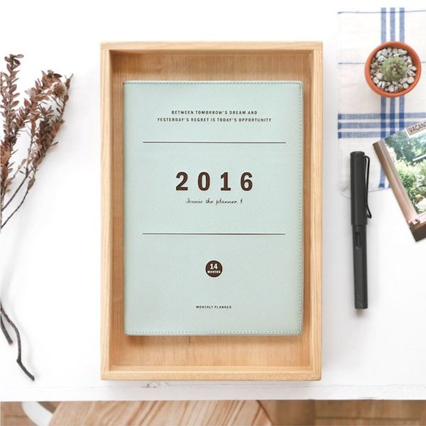 Start 2016 Off Right With One of These 12 Planners