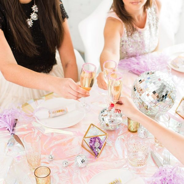 5 Must-Makes for a Glitzy Pantone-Inspired NYE Bash