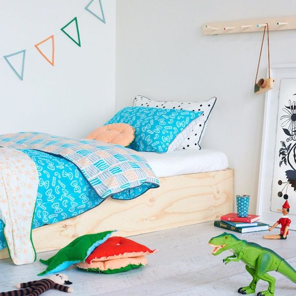 This Kids' Linen Company Is So Cool You'll Want It in Your Room