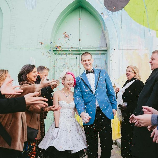 Pop Up Weddings Are Coolest (and Cheapest) New Way to Elope