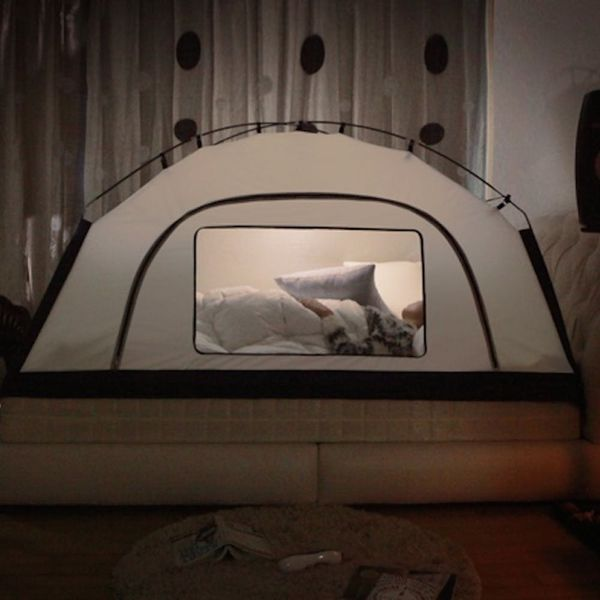 This Kickstarter Fort Is a 20-Something's Home Must-Have
