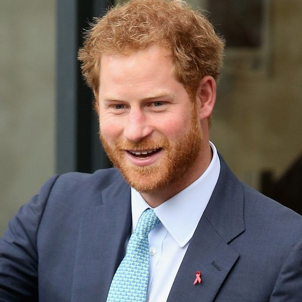 Prince Harry Just Released His Christmas Card and It Will Make You Love Him Even More